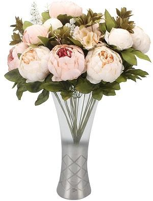 Artificial Peony Silk Flowers