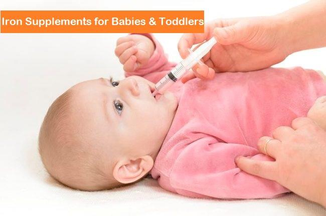iron supplements for babies