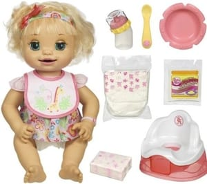 baby alive potty doll
