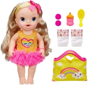 baby alive soft doll