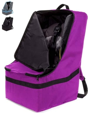car seat bag for flying