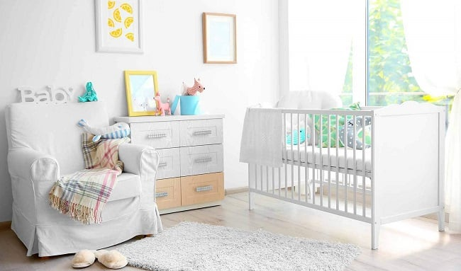 affordable nursery furniture set